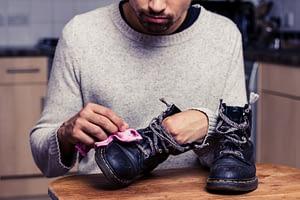 Trucos para lograr una limpieza perfecta en zapatos de cuero