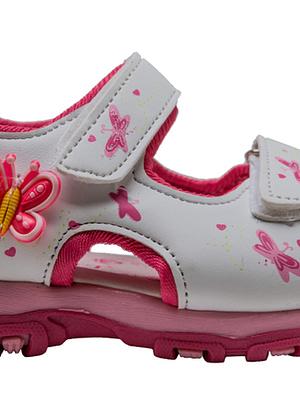 Sandalia Calzado Niña con mariposa