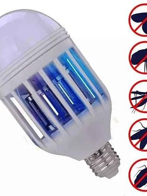 Lampara LED Anti Mosquito